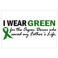 I Wear Green 2 (Father's Life)