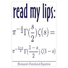 Riemann's Functional Equation