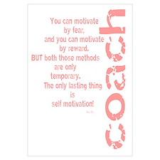 Self Motivation Pink
