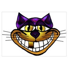 Golden Cheshire Cat