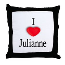 Julianne Throw Pillow