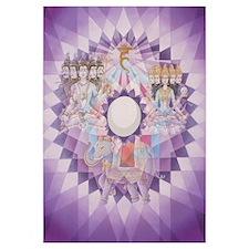 5th Chakra Mandala