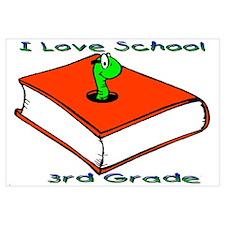 Bookworm 3rd Grade