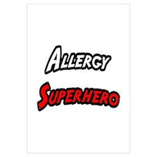 """Allergy Superhero"""