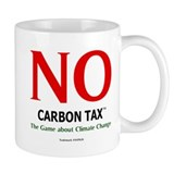 NO CARBON TAX™ Mug