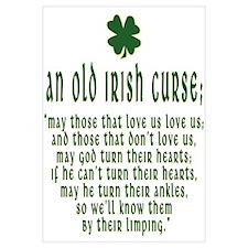 An Old irish curse
