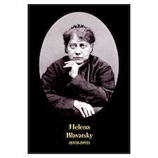 Helena (Madame) Blavatsky 11x17 Print