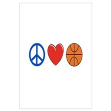 Peace, love, basketball