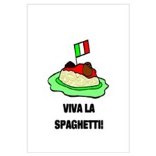 Cute Italian pride kids Wall Art