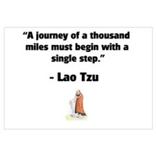Lao Tzu 1,000 Mile Journey
