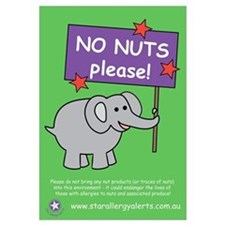 NO NUTS Please!