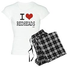 I love redheads Pajamas