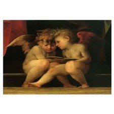 Fiorentino Cherubs Reading