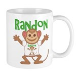 Little Monkey Randon Mug