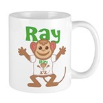 Little Monkey Ray Mug