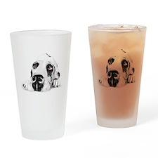 Great Dane Sweet Savannah HQ Drinking Glass