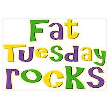 Fat Tuesday Rocks