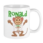 Little Monkey Ronald Mug