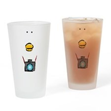 Cute Wtd Drinking Glass