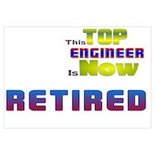 Retired Top ENGINEER