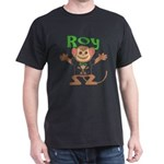 Little Monkey Roy Dark T-Shirt