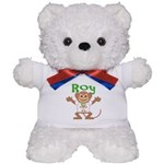 Little Monkey Roy Teddy Bear