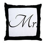 MR. Custom Pillow