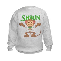 Little Monkey Shaun Kids Sweatshirt