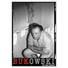 Cute Bukowski Wall Art