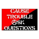 Cause Trouble Decal