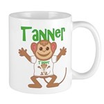 Little Monkey Tanner Mug