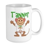 Little Monkey Tanner Large Mug