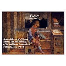 Philosophy Fine Art : Cicero