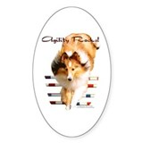 Libby C-ATCH Oval Decal