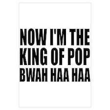 Now I'm the King of Pop Bwah Haa Haa
