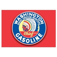 Washington Chief Gasoline