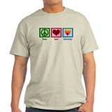 Peace Love Ballooning T-Shirt