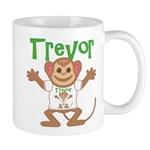Little Monkey Trevor Mug