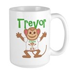 Little Monkey Trevor Large Mug