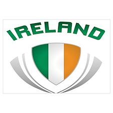 Soccer Crest IRELAND