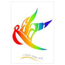 Ryan rainbow bird