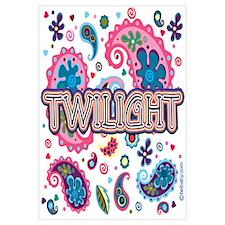 Twilight Retro Paisley