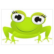 Girlie Girl Frog Frogette
