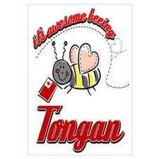 Awesome Being Tongan