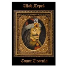 Vlad Tepes (Dracula) 11x17 Print