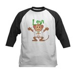 Little Monkey Levi Kids Baseball Jersey