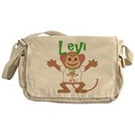 Little Monkey Levi Messenger Bag