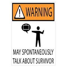 Spontaneously Talk Survivor