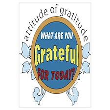 ATTITUDE OF GRATITUDE