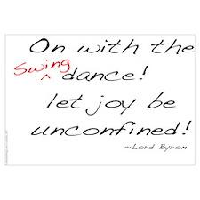 Byron on Swing Dance